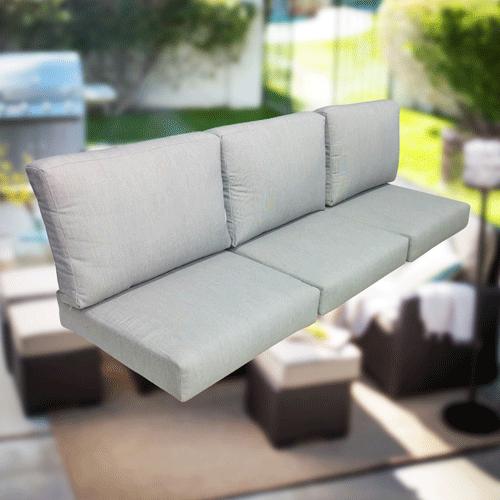 Standard Outdoor Chair Cushions